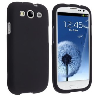 Best rubber case for your Samsung Galaxy S3 (Luxmo)