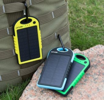 Levin Solstar USB Solar Panel Charger