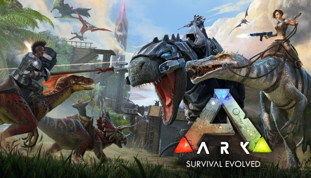 ARK Survival Evolved Update for PS4 and Xbox One Available