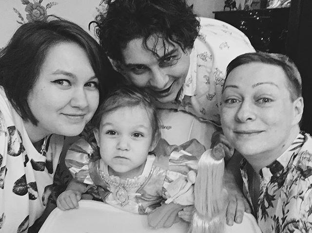 Мария Аронова биография личная жизнь семья муж дети  фото