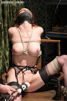 emily marilyn bondage red