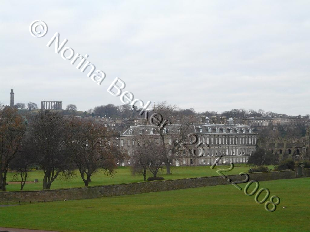 Holyrood Palace - 02