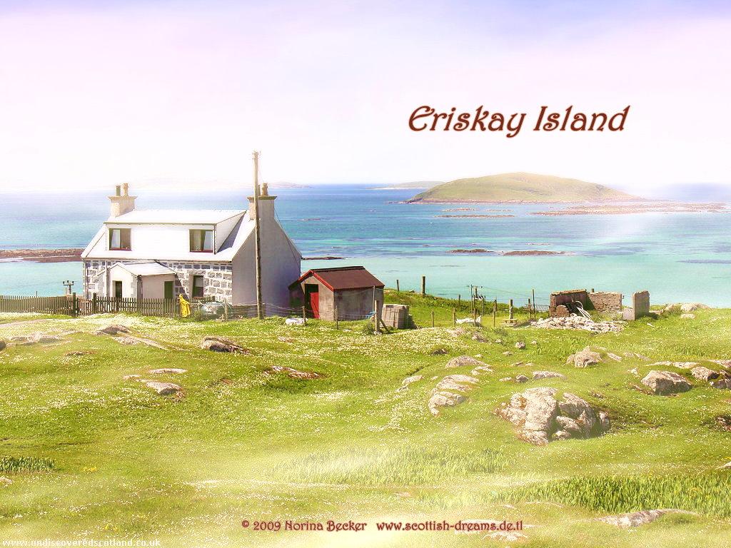 Eriskay Island
