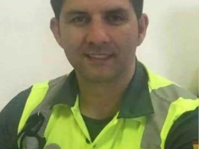 Dominguez llevaba 10 años en el cuerpo de la Agrupación de Tráfico