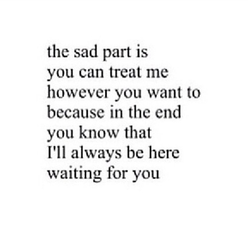 Waiting Love Quotes Her