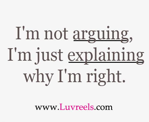 I M, Quotes, Arguing, My Husband, My Life, Funny, So True