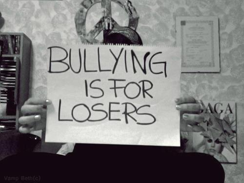 paper, bullying, loser, losers