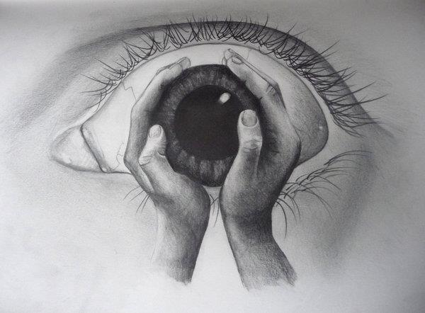 art, draw, drawing, eye, eyes, freak