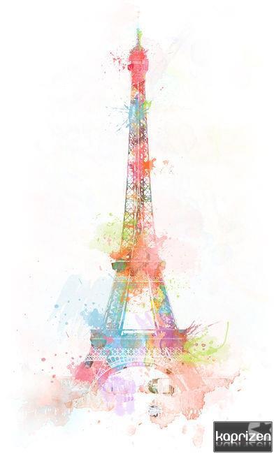 Beautiful Cute Drawings : beautiful, drawings, Aifel,, Beautiful,, Image, #782553, Favim.com