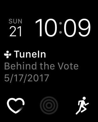 TuneIn Radio Screenshot