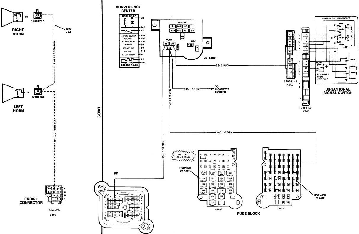 Chevy S10 Gauge Wiring Diagram, Chevy, Get Free Image
