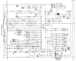 Wiring diagrams or electrics information thread