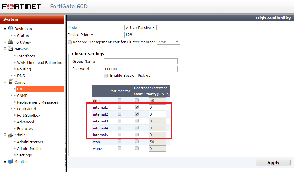 FortiOS Configuration for FortiGate Firewalls (Tips and