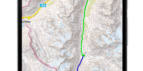 ActiMap – Outdoor maps & GPS v1.5.1.0 [Paid]