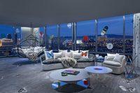 В Лас-Вегасе представили самый дорогой в мире номер, созданный знаменитым художником' data-image='' data-src='http://s5.travelask.ru/system/images/files/001/288/043/wysiwyg/Upstairs-Living-Room-1500x1001.jpg?1552566774