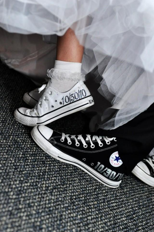 Shoe  MADE TO ORDER  Wedding Converse 2034870  Weddbook