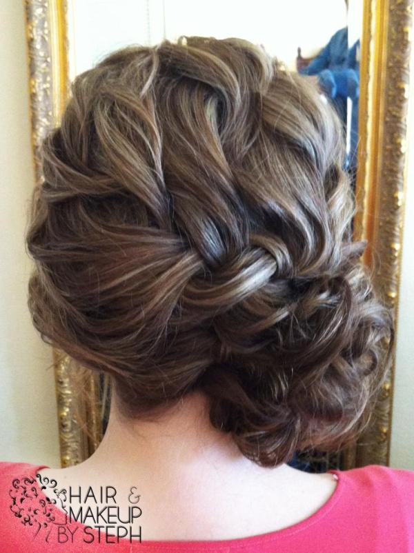 30 Pinterest Updo Hairstyles Hairstyles Ideas Walk The Falls