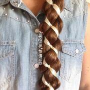 wedding hairstyles - ribbon #2028178