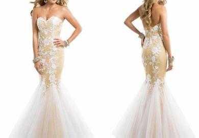 Elegant Pageant Dresses Formal Evening Gowns