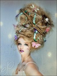 Hair - Mood Board Crazy Hair&Makeup-Day #2292449 - Weddbook