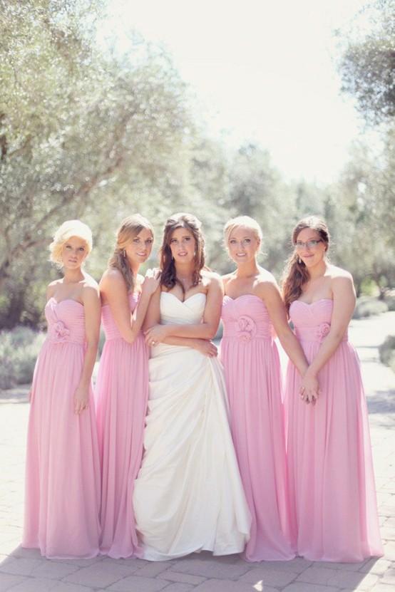 Pink Wedding  Pale Pink Wedding Color Palettes 798598