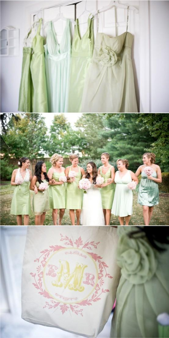 Green Wedding  Pale Green Wedding Color Palettes 798817  Weddbook