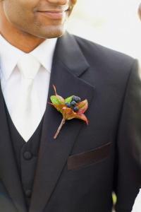 Black Groom Tuxedo With Vest And White Tie #901699 - Weddbook