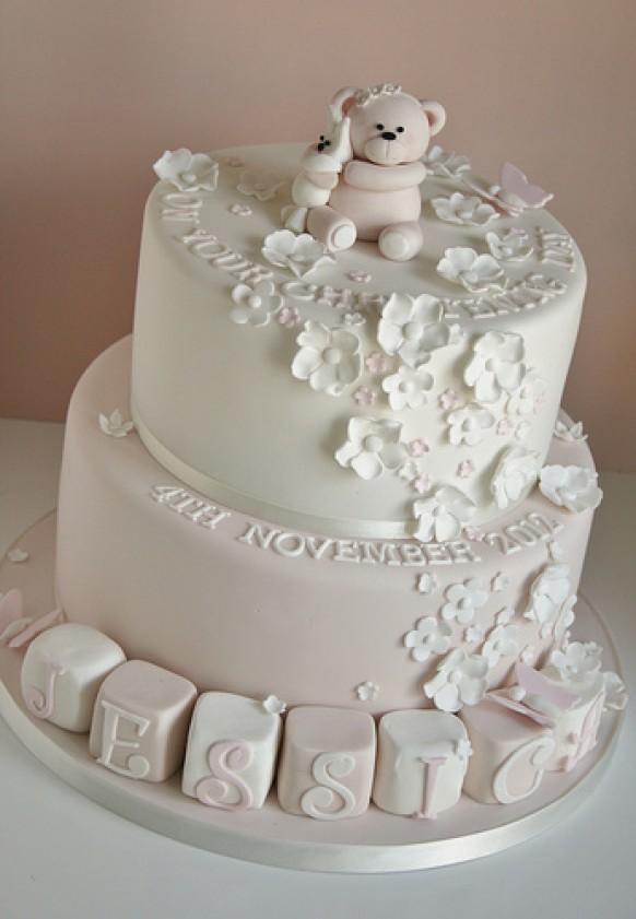 Wedding Cakes  Christening Cake 1987531  Weddbook