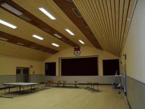 renovierung halle