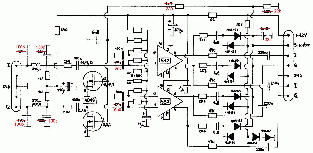 Radio transceivers for NBP