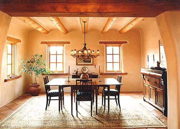 Arched And Coved Ceilings Natural Building Blog