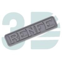 Placa Renfe