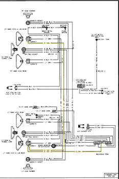 Kenworth W900a Headlight Wiring Diagram Peterbilt 377