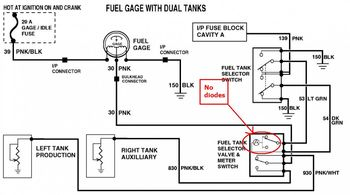Fuel Tank Switch To Transfer Pump Wiring Diagram. Page1