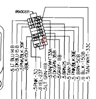 73 87 Chevy Orange Wire By Fuse Box : 35 Wiring Diagram