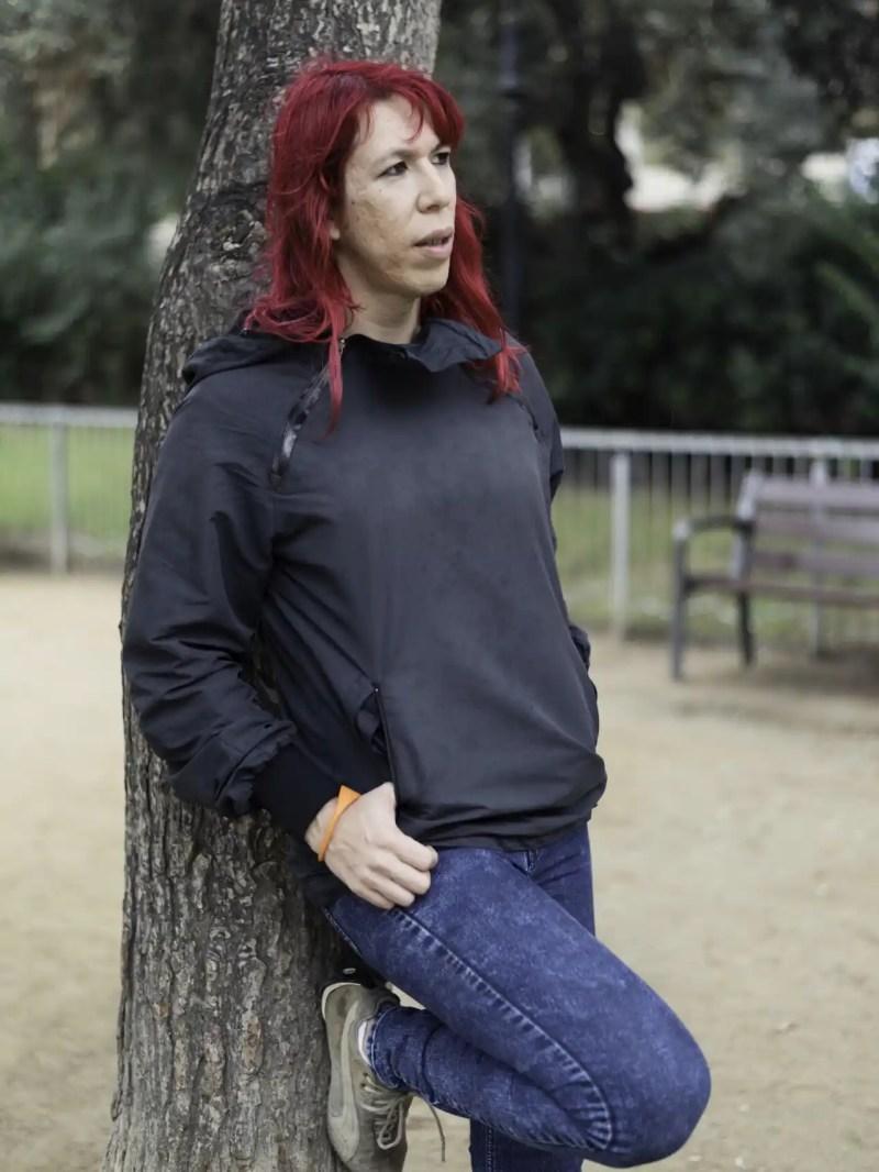 Shirley es una mujer transexual que ejerce la prostitución desde hace más de una década.