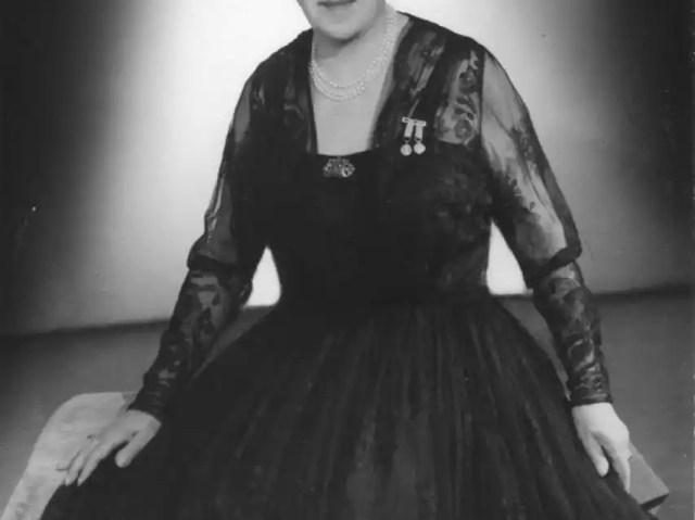 Margarita Kearney Taylor fundó Embassy en 1931.