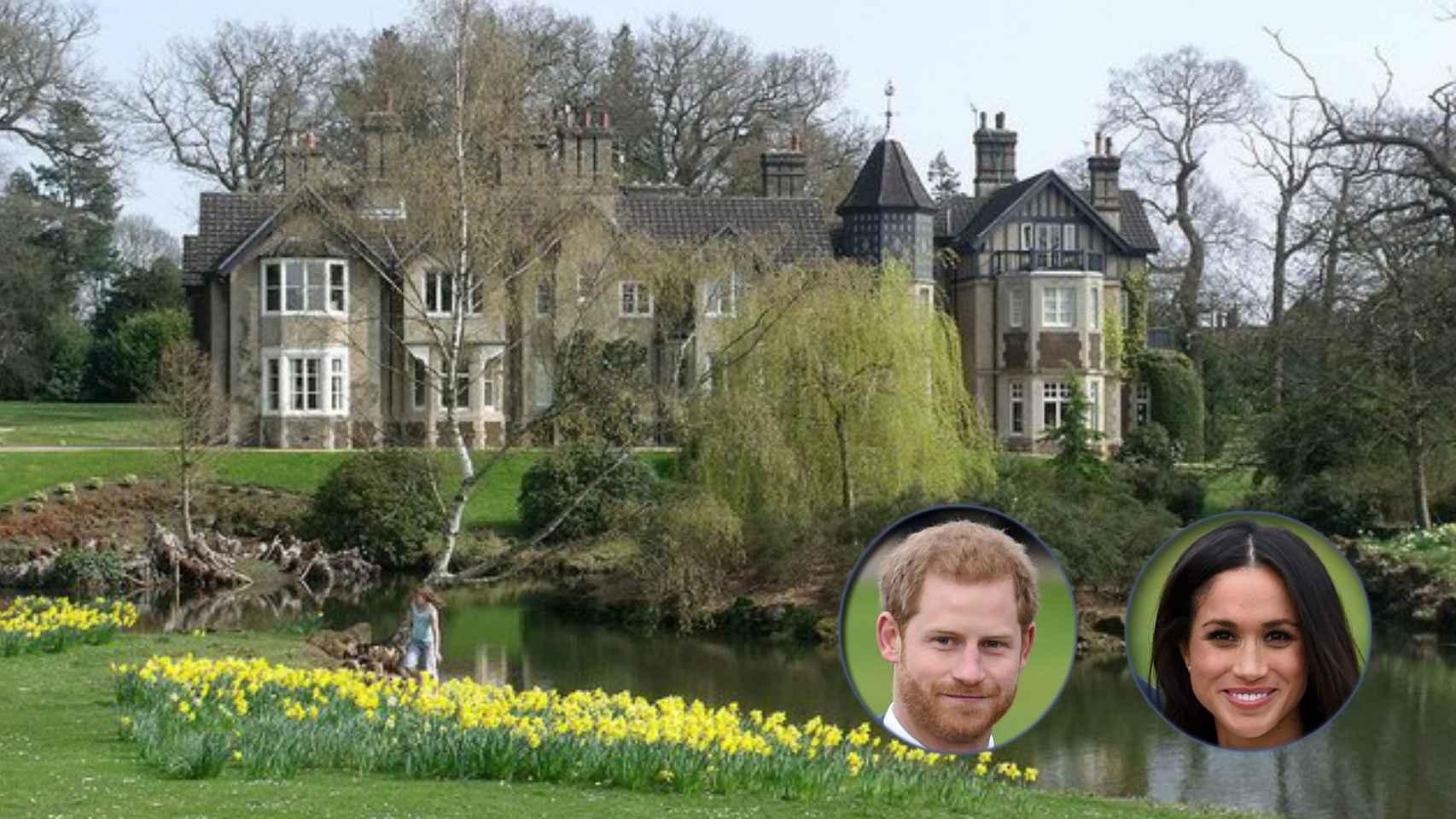 Descubre el espectacular regalo de boda de Isabel II a Harry y Meghan