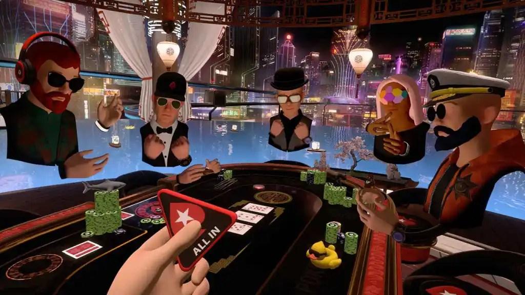 Nuevos avatares y funciones en Pokerstars.