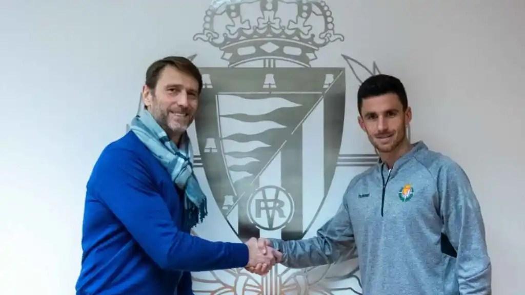 Jaime Snchez deja el Castilla para reforzar al Valladolid
