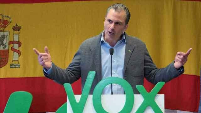 Vox desvía las subvenciones municipales que reciben a cuentas del partido que controla Ortega Smith