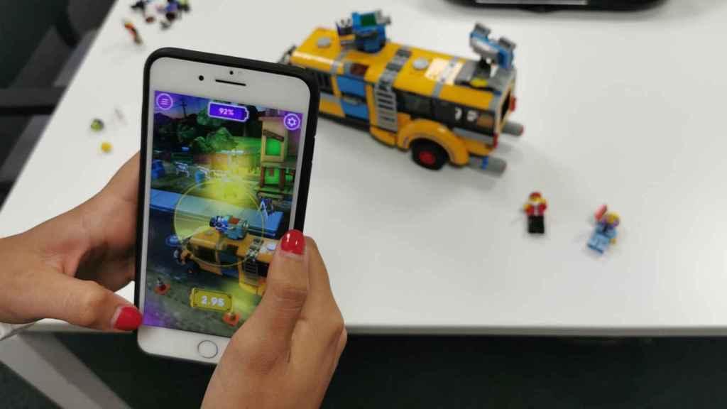 , Probamos LEGO Hidden Side: los juguetes clásicos, en realidad aumentada – Virtualizar, realidad aumentada Chile, Virtualizar - Realidad Virtual y Realidad aumentada Chile