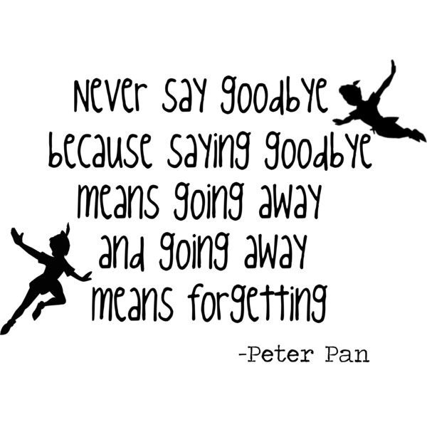Disney Goodbye Quotes. QuotesGram