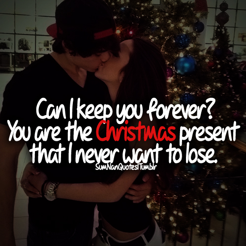 Christmas Kiss Quotes Quotesgram