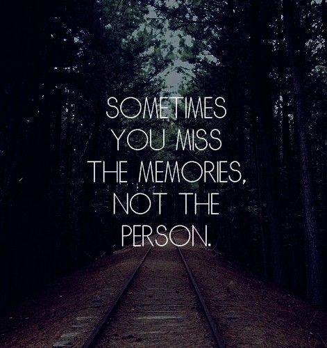 Love Quotes About Past Memories Quotesgram
