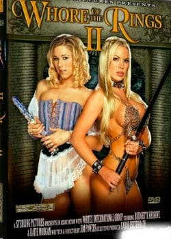 Whore of the Rings 2: Two Dildos DVDRip XviD