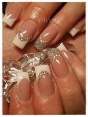 wedding nails manicure lubny