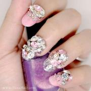japanese 3d nail art press