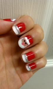 beautiful and easy christmas santa