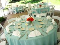 Table Settings, Decoration, Blue, White, Place Setting ...